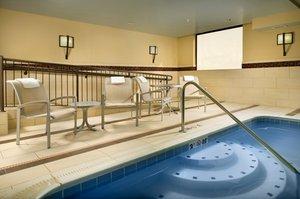 Pool - Holiday Inn Express Waldorf