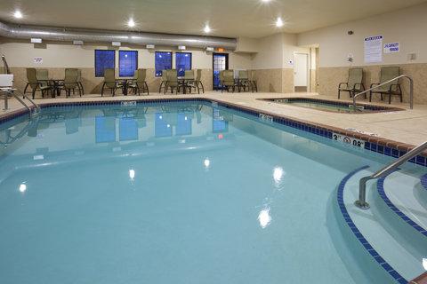 24 Hour Pool Area