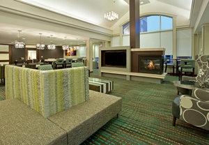 Lobby - Residence Inn by Marriott Hunt Valley