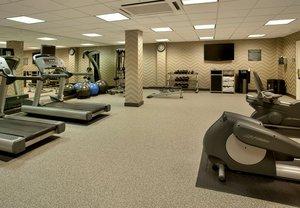 Fitness/ Exercise Room - Residence Inn by Marriott Hunt Valley