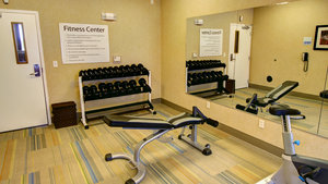 Fitness/ Exercise Room - Holiday Inn Express Hotel & Suites Sioux City