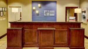 Lobby - Holiday Inn Express Hotel & Suites Sioux City