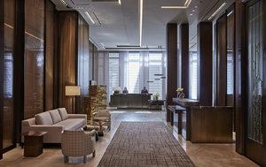 Lobby - Four Seasons Hotel Financial District New York City