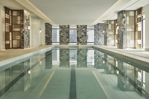 Pool - Four Seasons Hotel Financial District New York City