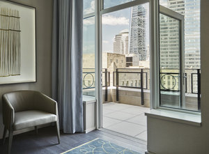 Suite - Four Seasons Hotel Financial District New York City