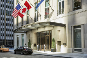 Exterior view - Four Seasons Hotel Financial District New York City