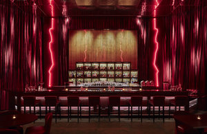 Bar - Four Seasons Hotel Financial District New York City