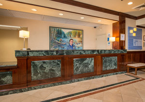 Lobby - Holiday Inn Express State College