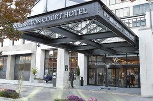 Exterior view - Washington Court Hotel DC