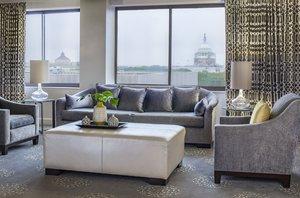 Suite - Washington Court Hotel DC