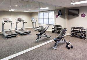 Fitness/ Exercise Room - Residence Inn by Marriott Overland Park