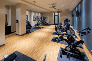 Fitness/ Exercise Room - Isle Casino Hotel Bettendorf