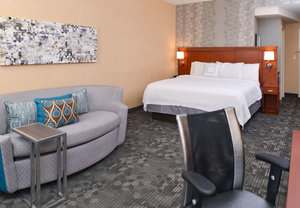 Room - Courtyard by Marriott Hotel Monroeville