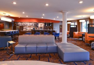 Lobby - Courtyard by Marriott Hotel Monroeville