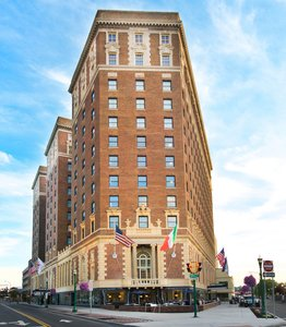 Exterior view - Marriott Hotel Downtown Syracuse