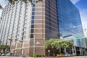 Exterior view - Omni Hotel Austin