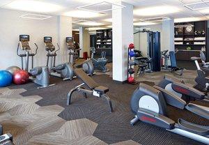 Fitness/ Exercise Room - Residence Inn by Marriott the Depot Minneapolis