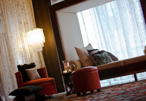 Lobby - Renaissance by Marriott Pere Marquette Hotel