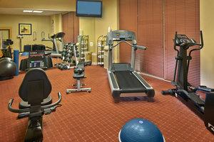 Fitness/ Exercise Room - Holiday Inn Baymeadows Jacksonville