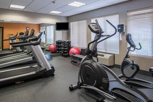 Fitness/ Exercise Room - Holiday Inn Express Hotel & Suites West Monroe