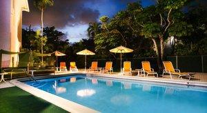 Pool - Ocean Beach Palace Hotel Fort Lauderdale
