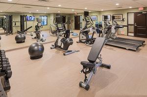 Fitness/ Exercise Room - Staybridge Suites West Omaha