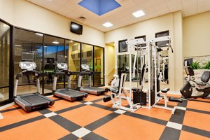 Fitness/ Exercise Room - Crowne Plaza Hotel Wyomissing