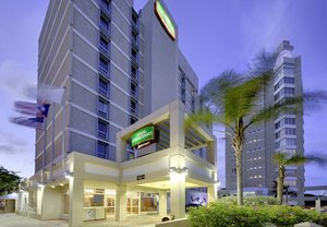 Exterior view - Courtyard by Marriott Hotel Miramar San Juan