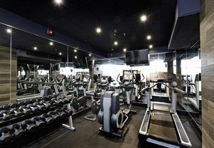 Fitness/ Exercise Room - Courtyard by Marriott Hotel Miramar San Juan