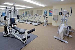 Fitness/ Exercise Room - Candlewood Suites Mt Laurel
