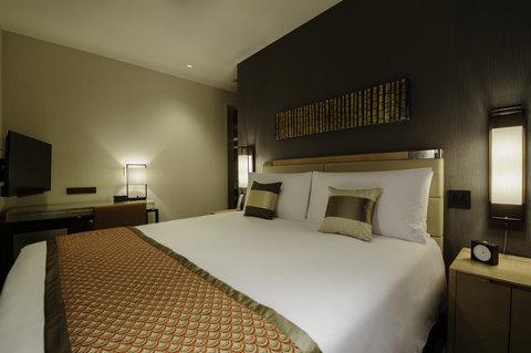 One Bedroom - Bedroom