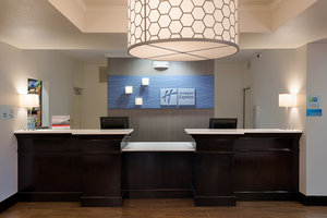 Lobby - Holiday Inn Express Hotel & Suites Andover