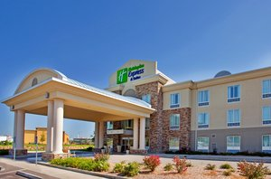 Exterior view - Holiday Inn Express Hotel & Suites Andover