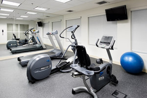 Fitness/ Exercise Room - Holiday Inn Express Hotel & Suites Andover