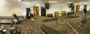 Fitness/ Exercise Room - Black Bear Inn Conference Center & Suites Orono