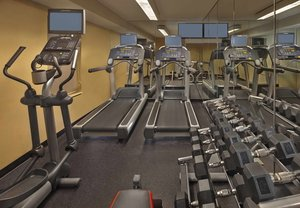 Fitness/ Exercise Room - TownePlace Suites by Marriott Tewksbury