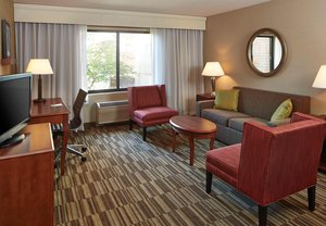 Room - Courtyard by Marriott Hotel Roseville
