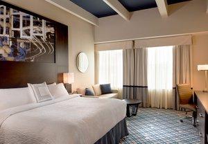 Room - Fairfield Inn & Suites Downtown New Orleans