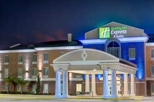 Exterior view - Holiday Inn Express Hotel & Suites Cut Off
