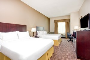 Room - Holiday Inn Express Hotel & Suites Cut Off