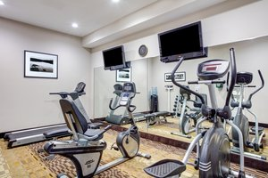 Fitness/ Exercise Room - Holiday Inn Express Hotel & Suites Cut Off