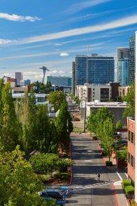 Exterior view - River's Edge Hotel Portland