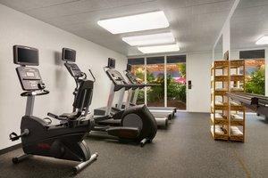 Fitness/ Exercise Room - Park Inn by Radisson Clarion