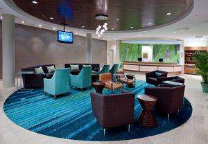 Lobby - SpringHill Suites by Marriott Lafayette