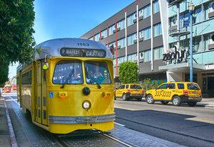 Exterior view - Hotel Zephyr San Francisco