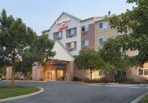 Exterior view - Fairfield Inn by Marriott Airport Philadelphia
