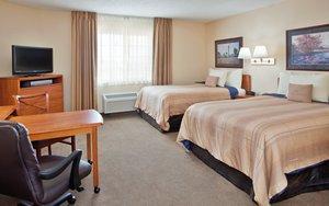 Room - Candlewood Suites Emporia