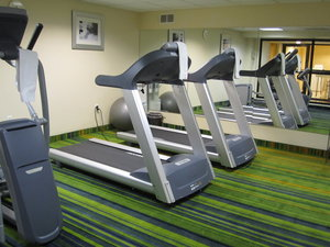 Fitness/ Exercise Room - Holiday Inn Express South End Boston