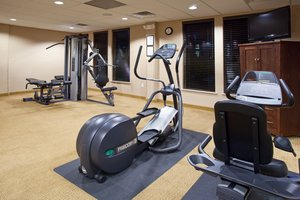 Fitness/ Exercise Room - Holiday Inn Parker