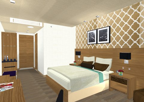 Deluxe Room At Bai Hotel Cebu